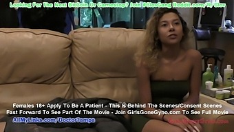 $Clov - Kalani Luana Gets Humiliatingly Extensive Physical & Gyno Exam By Doctor Tampa Girlsgonegyno