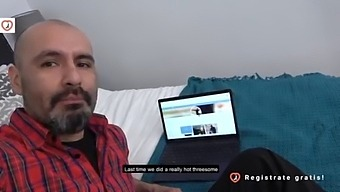 Mature Spanish Youtuber Cheating On Wife (Spanish Porn)! Chic-Ass.Com