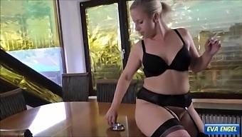 Eva Engel: Fuck My Ass While I Smoke A Cigarette