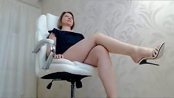Crossed Legs Teasing