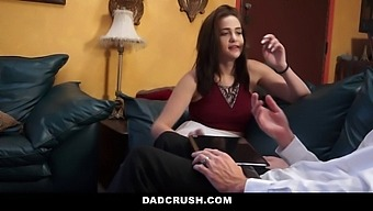 Naughty Stepdaughter Peyton Robbie Switched Stepdaddys Pills