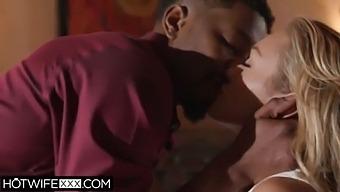 Hotwifexxx - Slutty Latina Wife Mylene Monroe Deepthroats On Bbc Interracial