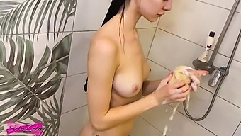 Hot Sex In The Shower - Solazola