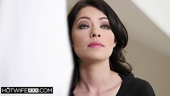 British Hotwife Ava Dalush Gets Loaned Out To A Bbc