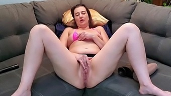 Wrecking My Cunt With Big Dildos And Fist