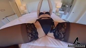 360 Cam Porn! Busty Abigail Mac Takes Alex Legend'S French Fat Cock!