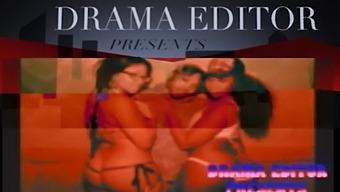 Drama Editor Presents Mr.Flreshs Back 2 The Future Xxx