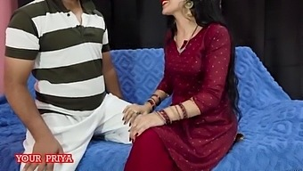 Priya Requested Her Devar To Show His Cock And Fuck Her With Indian Roleplay In Hindi Audio
