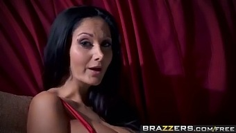 Real Wife Stories -  Youre Busted, Im Busty Scene Starring Ava Addams And Johnny Sins