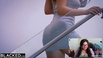 Lizren - Reacting To Porn: Lana Rhoades