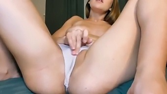 Soaking Panties And Stuffing In Pussy - Trishbunny