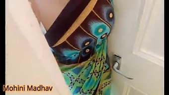 Indian Desi Mohini Fucked With Her Landlord With Hindi Voice